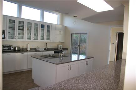 North Truro Cape Cod vacation rental - Kitchen remodeled in 2011