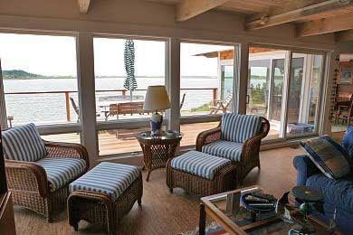 Chequessett Neck Wellfleet Cape Cod vacation rental - Beachfront living at its finest
