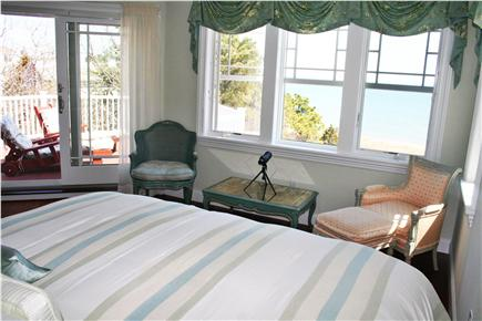 New Seabury, Mashpee New Seabury vacation rental - Wake up to glorious views from master bedroom and private deck