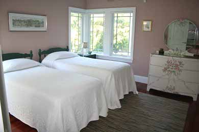 New Seabury, Mashpee New Seabury vacation rental - First floor twin bedroom with private bath and more ocean views