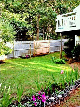 Wellfleet Cape Cod vacation rental - Enjoy the lush yard!