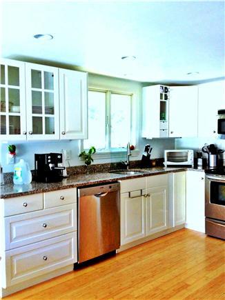 Wellfleet Cape Cod vacation rental - Kitchen