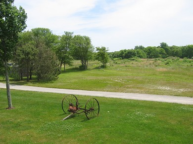 Harwichport Cape Cod vacation rental - View of Cranberry Bog and Harwich Conservation Trust property.