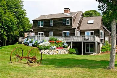 Harwichport Cape Cod vacation rental - Immaculate landscaping surrounds you.