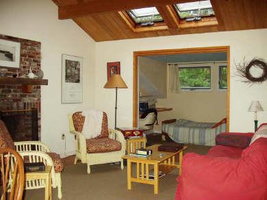 Wellfleet Cape Cod vacation rental - Study & Living