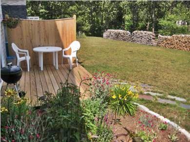 Chatham Cape Cod vacation rental - Deck & Yard