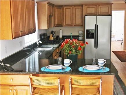 West Hyannisport Cape Cod vacation rental - Beautiful, fully equipped kitchen with granite countertops