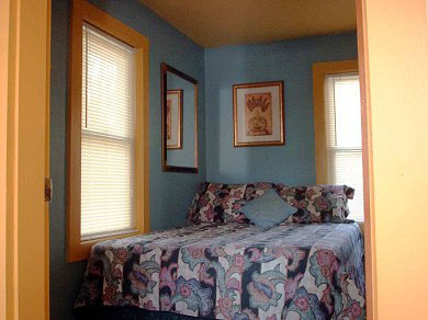 Provincetown Cape Cod vacation rental - Smaller bedroom