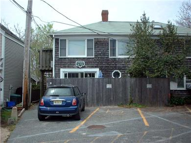 Provincetown Cape Cod vacation rental - View of condo and parking space