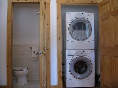 Kingston MA vacation rental - 1/2 bath, washer, and drier take clean and comfy higher!!!