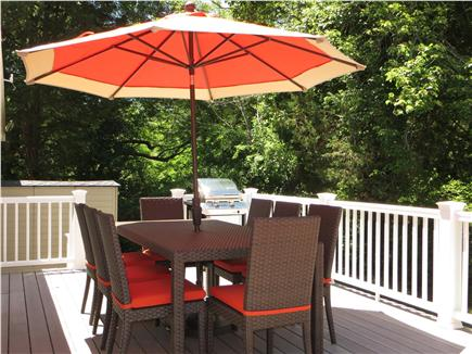 Kingston MA vacation rental - Dine here once a day and everything will be okay!!!