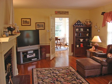 Hyannis Cape Cod vacation rental - ...vintage decor with modern amenities.