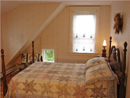 Hyannis Cape Cod vacation rental - Beautifully furnished room with poster bed...