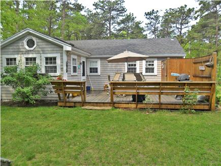 S.Yarmouth Cape Cod vacation rental - New 16x20 patio w/ outdoor shower