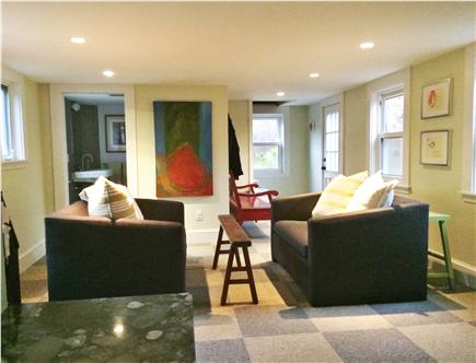 Brewster Cape Cod vacation rental - And beyond that another sitting area and full bath.