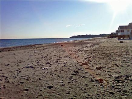 Plymouth Ma. MA vacation rental - Sand and beach