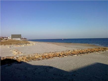 Plymouth Ma. MA vacation rental - Beach view