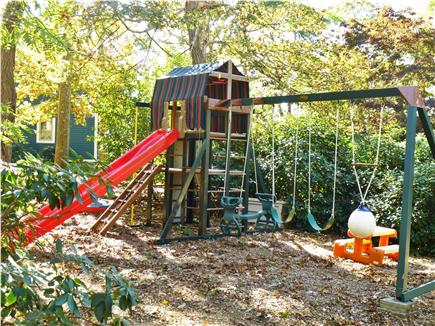 9 Pond Road, Orleans Cape Cod vacation rental - Children's Play Scape
