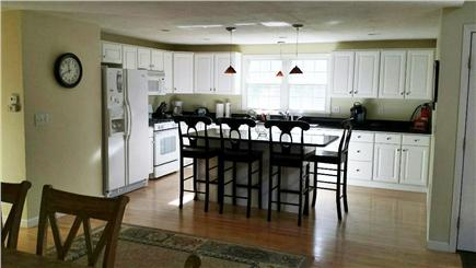 Eastham Cape Cod vacation rental - Kitchen with island and brand new amenities