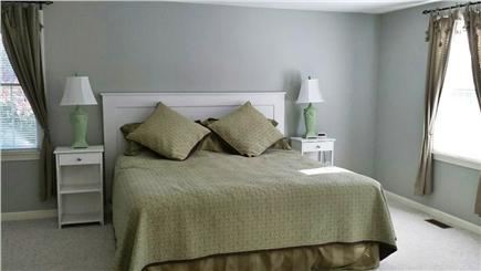 Eastham Cape Cod vacation rental - Master bedroom downstairs