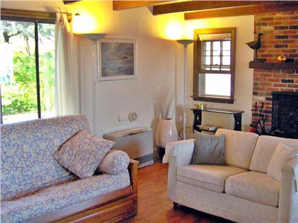 Wellfleet Cape Cod vacation rental - Large family room on the 1st floor.