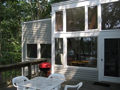 South Truro-Wellfleet line Cape Cod vacation rental - Wellfleet Vacation Rental ID 14737