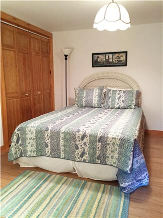 Eastham Cape Cod vacation rental - Basement Bedroom with Queen Bed (with private bathroom)