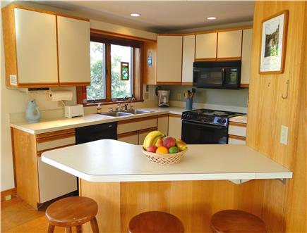 Eastham Cape Cod vacation rental - Clean, functional, and well stocked Kitchen