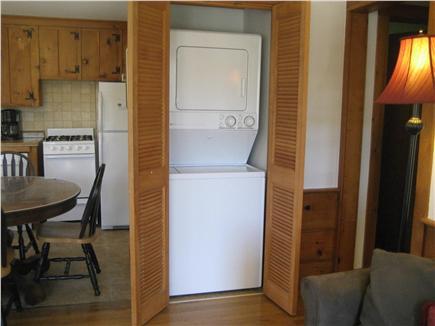 Dennisport Cape Cod vacation rental - Washer & Dryer