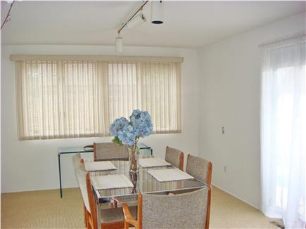 New Seabury, Mashpee New Seabury vacation rental - Dining Room overlooking pool