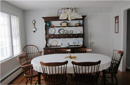 South Yarmouth Cape Cod vacation rental - Classic dining area