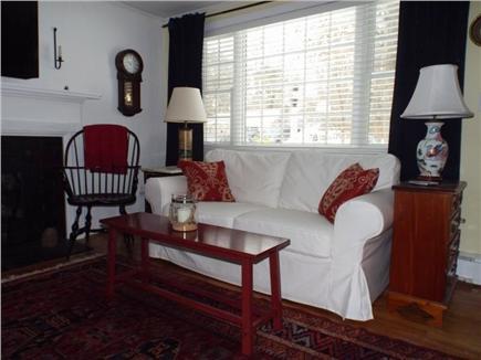 Dennis Cape Cod vacation rental - Bright, comfortable LR