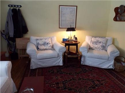 Dennis Cape Cod vacation rental - Seating for conversation or TV