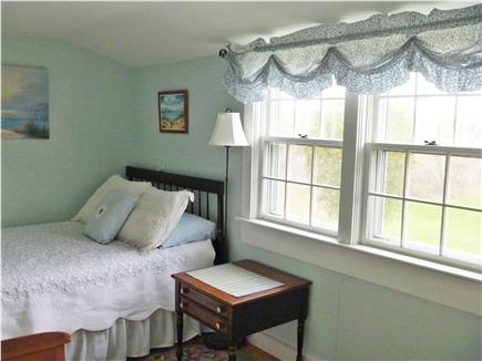 Barnstable Village Cape Cod vacation rental - Back bedroom (2nd floor w/ full and futon w/ waterview)