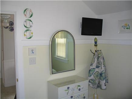Dennisport Cape Cod vacation rental - A corner of the master