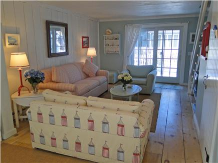 New Seabury New Seabury vacation rental - Newly painted and sunny living space