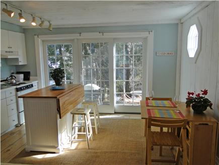 New Seabury New Seabury vacation rental - Dine inside or take your meal outside to patio
