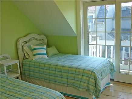 New Seabury New Seabury vacation rental - Bright, fun twin bedroom with private deck