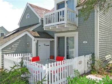 New Seabury New Seabury vacation rental - Relax in the sun or share a meal on brick patio