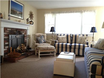 West Yarmouth Cape Cod vacation rental - Working Fireplace