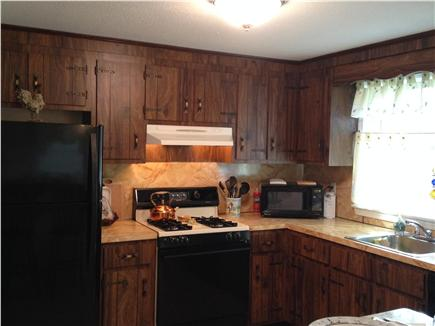 West Yarmouth Cape Cod vacation rental - Large well equipted Kitchen