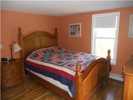 Downtown Chatham Cape Cod vacation rental - Downstairs Queen Master Bedroom