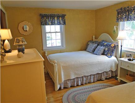 West Yarmouth Cape Cod vacation rental - Second bedroom with two full beds