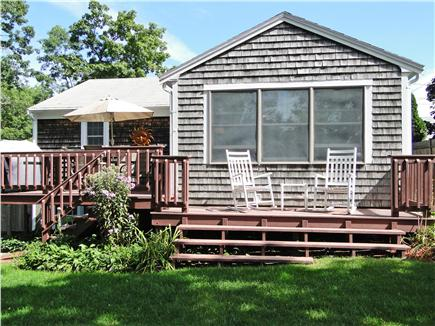 West Yarmouth Cape Cod vacation rental - Another sunny spot for reading and relaxing