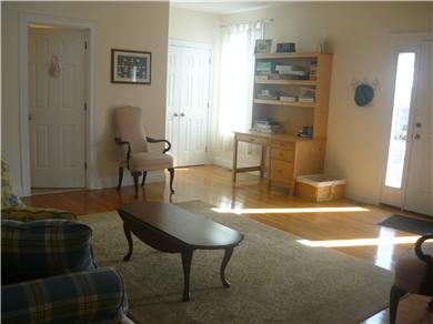 West Dennis Cape Cod vacation rental - Front Room