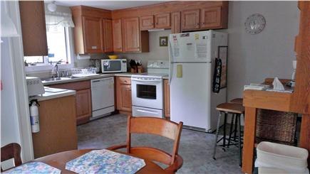 Eastham, Great Pond Area Cape Cod vacation rental - Kitchen-open and fully equipped for vacation enjoyment