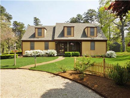 Chatham Cape Cod vacation rental - Front view of house.