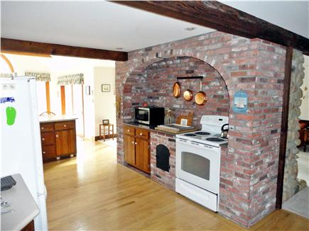 Chatham Cape Cod vacation rental - Kitchen cooking alcove.