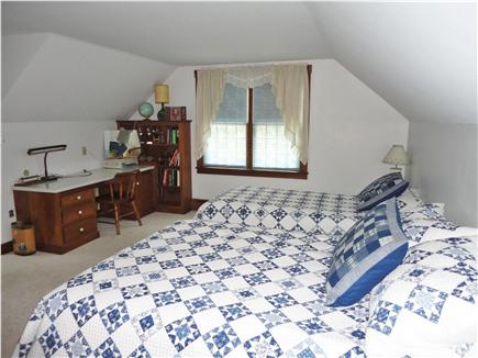 Chatham Cape Cod vacation rental - Upstairs Bedroom with one full bed & one twin bed.
