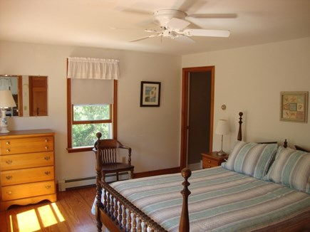 Eastham Cape Cod vacation rental - First Floor - Master Bedroom - Queen Bed, Private Bath
